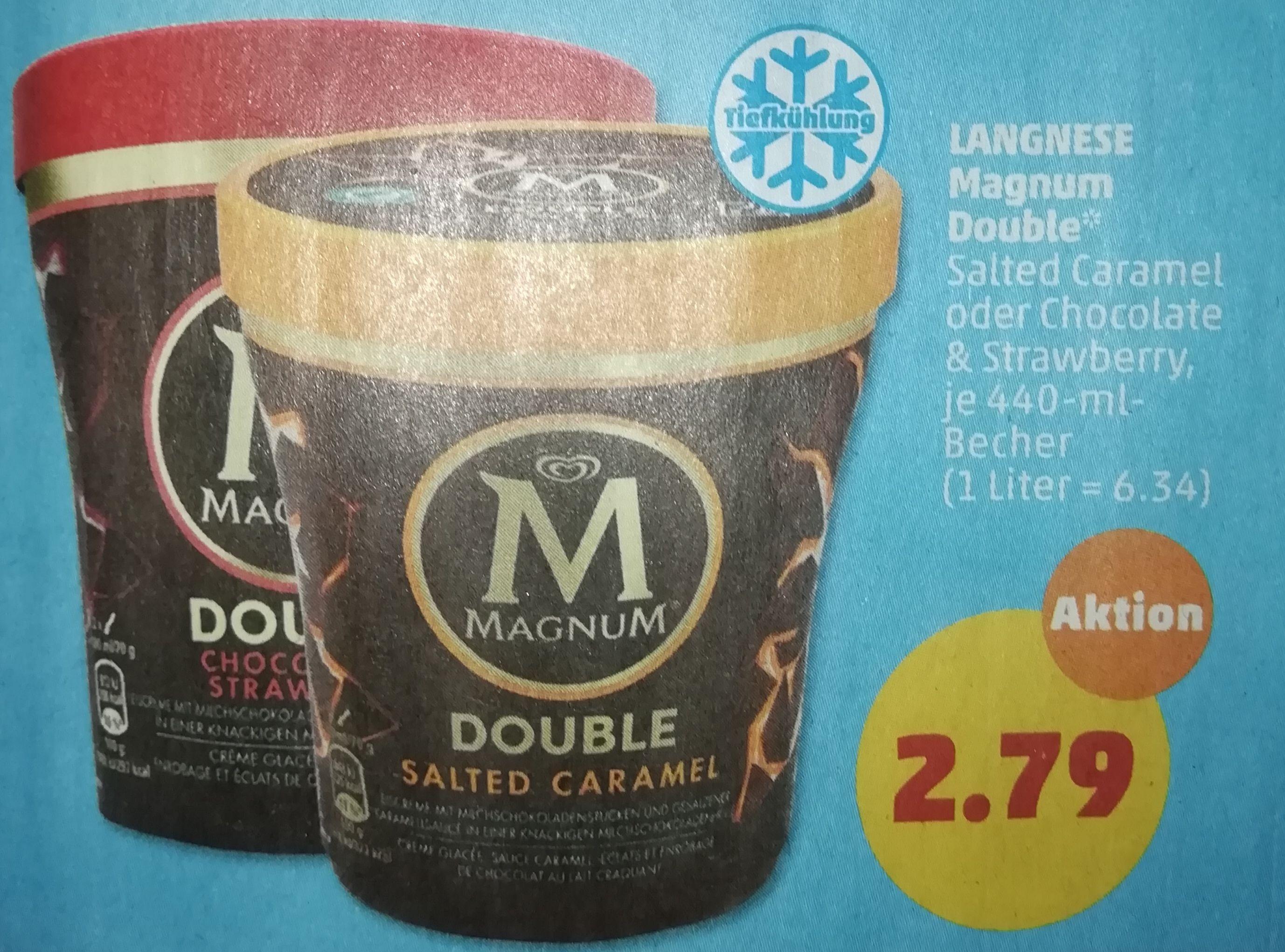 [Penny] Magnum Double Eis für 2,79€ (vielleicht günstiger durch Steuerabatt)
