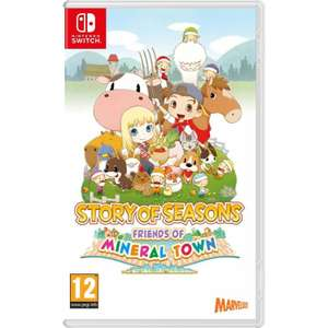 Story of Seasons Friends of Mineral Town bei Coolshop