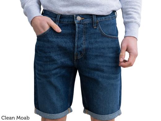Lee Herren Jeans-Shorts (Größe 30 - 38, 2 Farben verfügbar) [iBOOD]