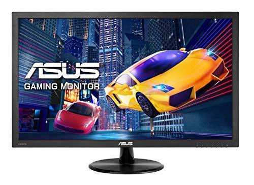 (Bestpreis letzten 3 Monate) Asus VP278H 68,6 cm (27 Zoll) Monitor (VGA, HDMI, 1ms Reaktionszeit) schwarz