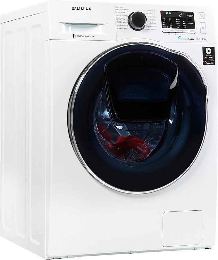 OTTO Samsung Waschtrockner AddWash WD5500 WD8EK5A00OW/EG mit Gutscheinen 463,85€