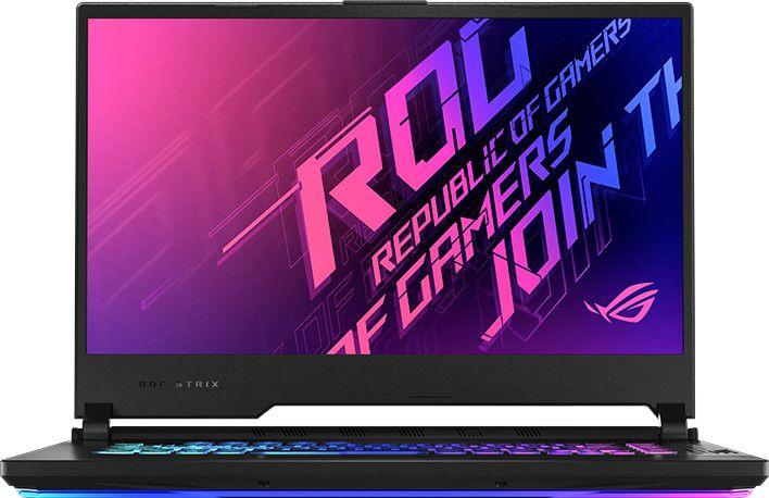 """ASUS ROG Strix G15 G512LW-HN038 15,6"""" FHD Gaming Notebook (144Hz, Intel i7-10750H, 16GB RAM, 512GB SSD, GeForce RTX 2070, ohne OS) ES-Layout"""