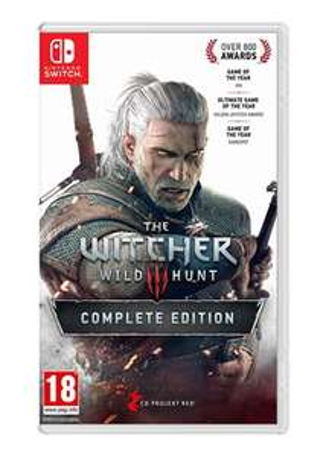 Witcher 3 Complete Edition [Switch] (UK Version) für 41,78 € inkl. Versand