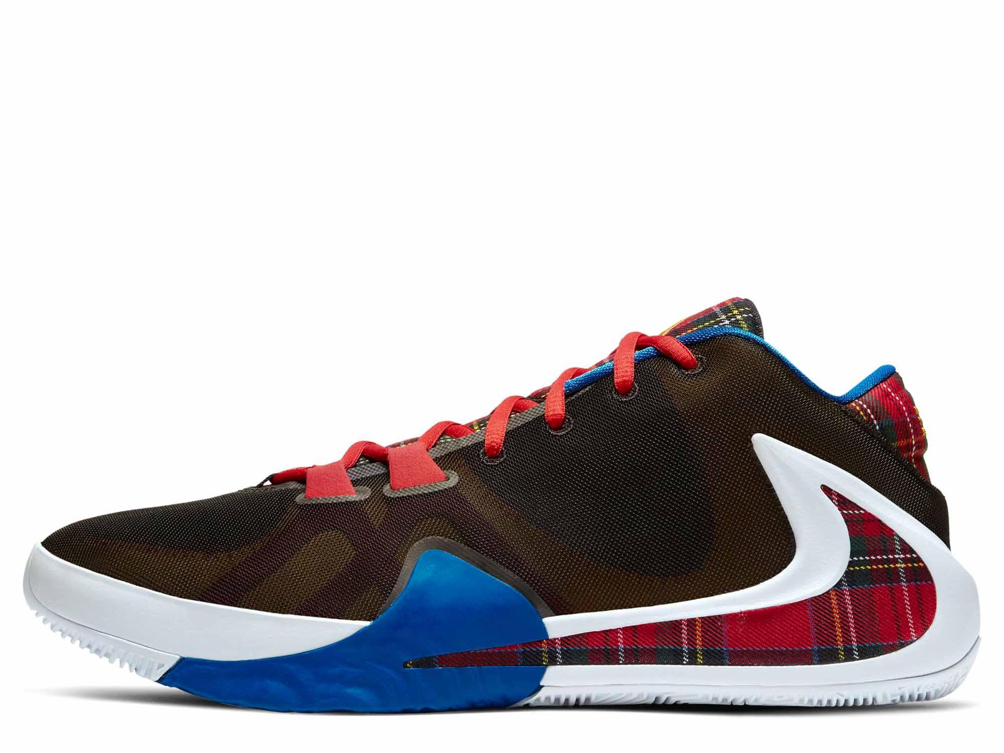 Nike Zoom Freak 1 Basketball Schuh - Giannis Antetekoumpo