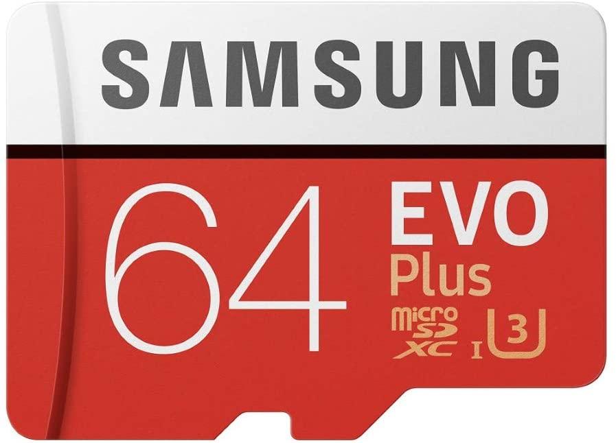 Samsung MB-MC64GA/EU EVO Plus 64 GB microSDXC
