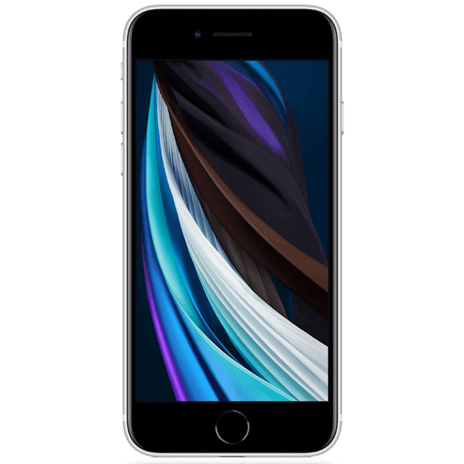 "Apple iPhone SE (2020) 64/3GB - A13 Prozessor (498K Antutu) - 4,7"" HD Ready - 1821mAh Akku | Media-Saturn"