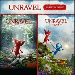 Unravel: Yarny-Bundle (Xbox One) für 9,89€ & Unravel Two für 6,59€ (Xbox Store)