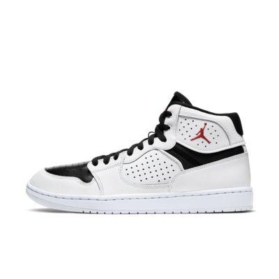 Nike/Store - Jordan Access Sneaker - in weiß, rot und schwarz verfübgar