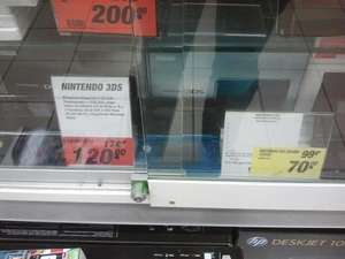 [lokal toom HH-Wandsbek] Nintendo DSi, 3DS und Nikon D3000 Kit -70, 120 bzw. 280 Euro