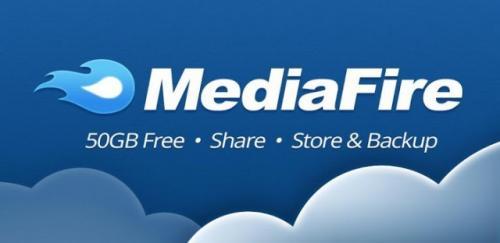 50 GB Cloud-Speicher gratis bei MediaFire