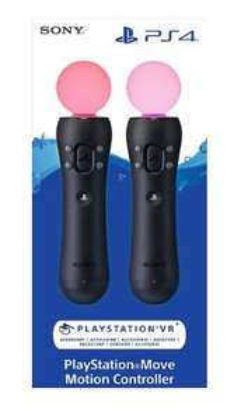 Sony Playstation VR Move Motion Controller 2er Set