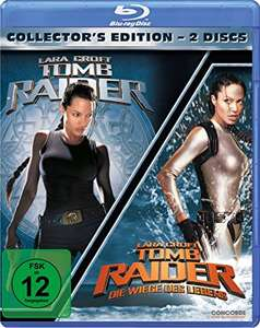 Tomb Raider 1 & 2 (Collector's Edition Blu-ray) für 6,79€ (Amazon Prime)