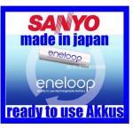 8x Sanyo Eneloop Akku AAA @ebay
