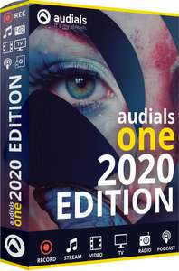 Audials One 2020 - Music Edition kostenlos (nur für Windows)