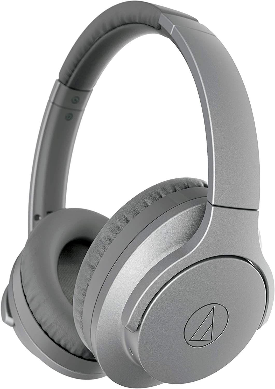 Audio-Technica ATH-ANC700BT Over-Ear ANC-Kopfhörer (aptX, Bluetooth, 30h Akku, faltbar, Active Noise Cancelling) // 95,84€ @Amazon UK