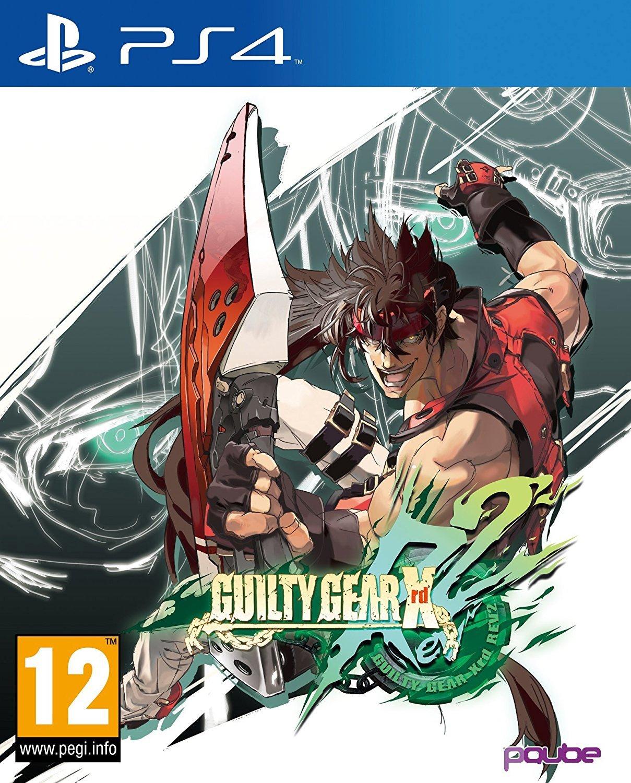 Guilty Gear Xrd: Rev 2 (PS4, Englisch, Metascore 86/8.0)