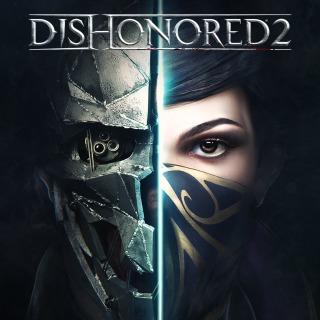 Dishonored 2 (Steam) für 3,89€ (CDKeys)