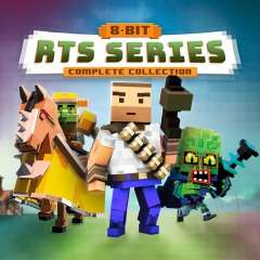 8-Bit RTS Series - Complete Collection (Xbox One) für 1,16€ HUN (Xbox Store Live Gold)