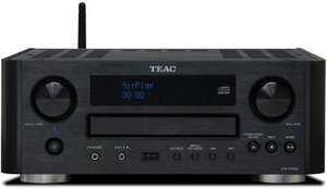 Teac CR-H700-B CD-Receiver mit Airplay Technology