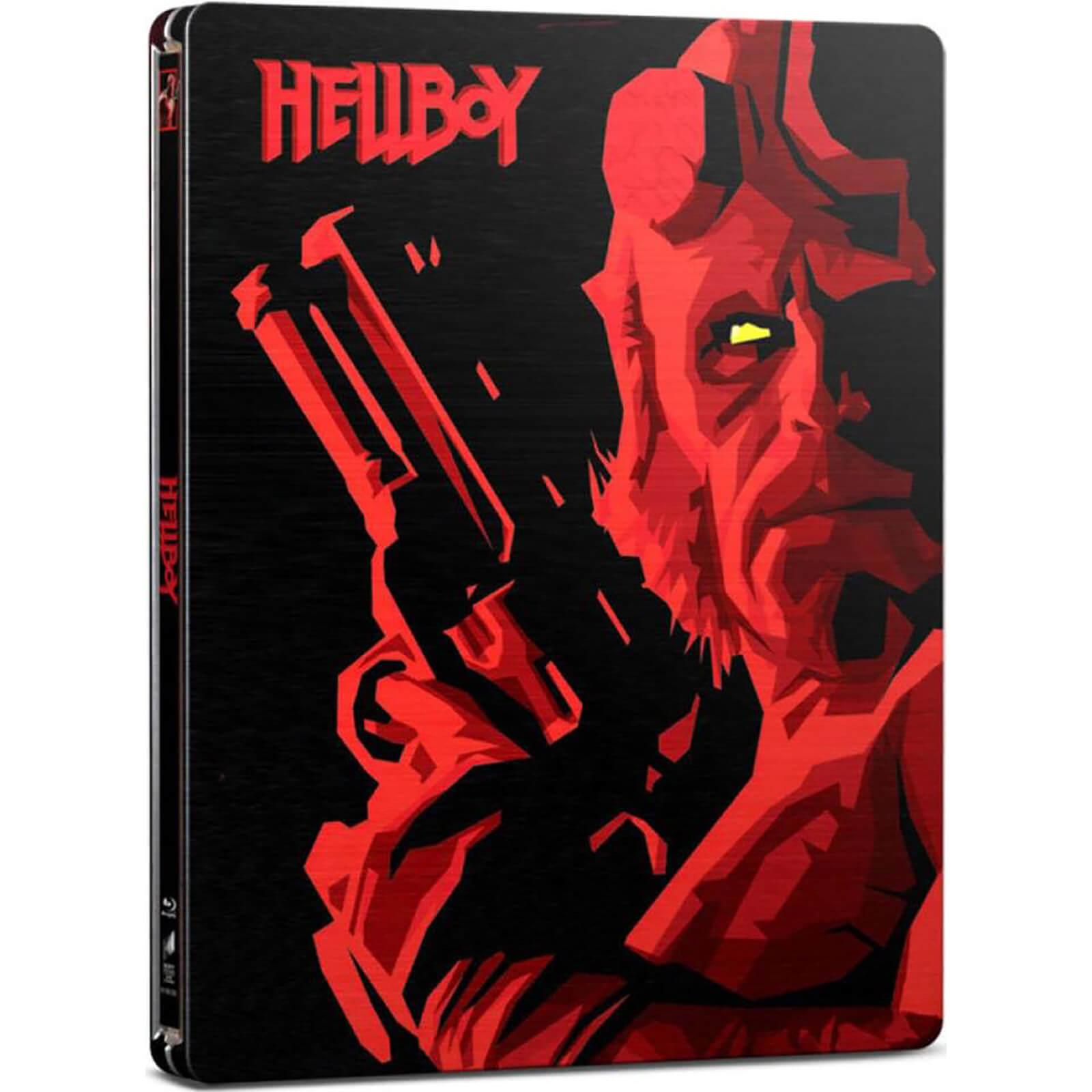 Gutscheinfehler bei Amazon.it - 4x Blu-ray Steelbooks für 14,63€ inkl. Versand
