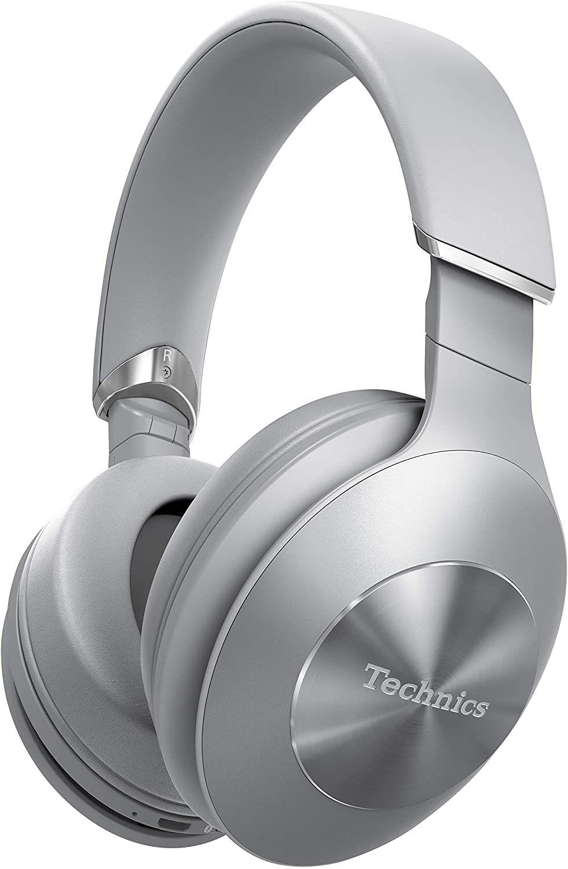 Technics EAH-F70N Active Noise Cancelling Bluetooth Over-Ear-Kopfhörer (High Resolution, aptX, ANC, Tragesensor, 20h Akku, 40mm Treiber)