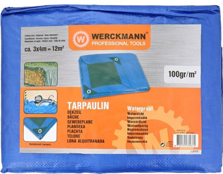 Werckmann Abdeckplane 3x4m [Action]