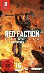 Red Faction Guerrilla Re-Mars-tered Nintendo Switch