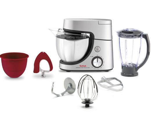 Tefal Masterchef Gourmet Delica'Tool QB538 Küchenmaschine | 1.100 W