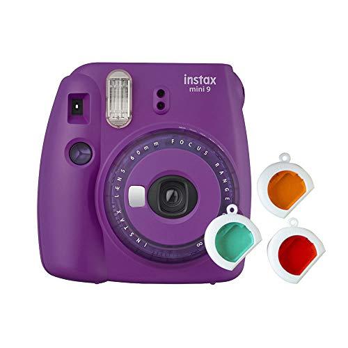 Fujifilm instax Mini 9 Kamera mit Farblinsen