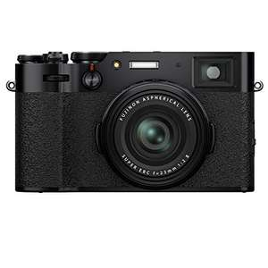 Amazon.it - Fujifilm X100V Black