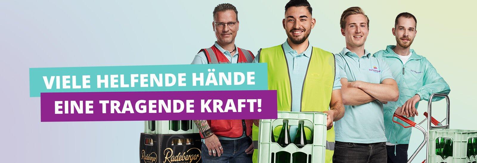 [Lokal] [Augsburg] Durstexpress - Zwei Kästen Hacker Pschorr Hell für 18,70€
