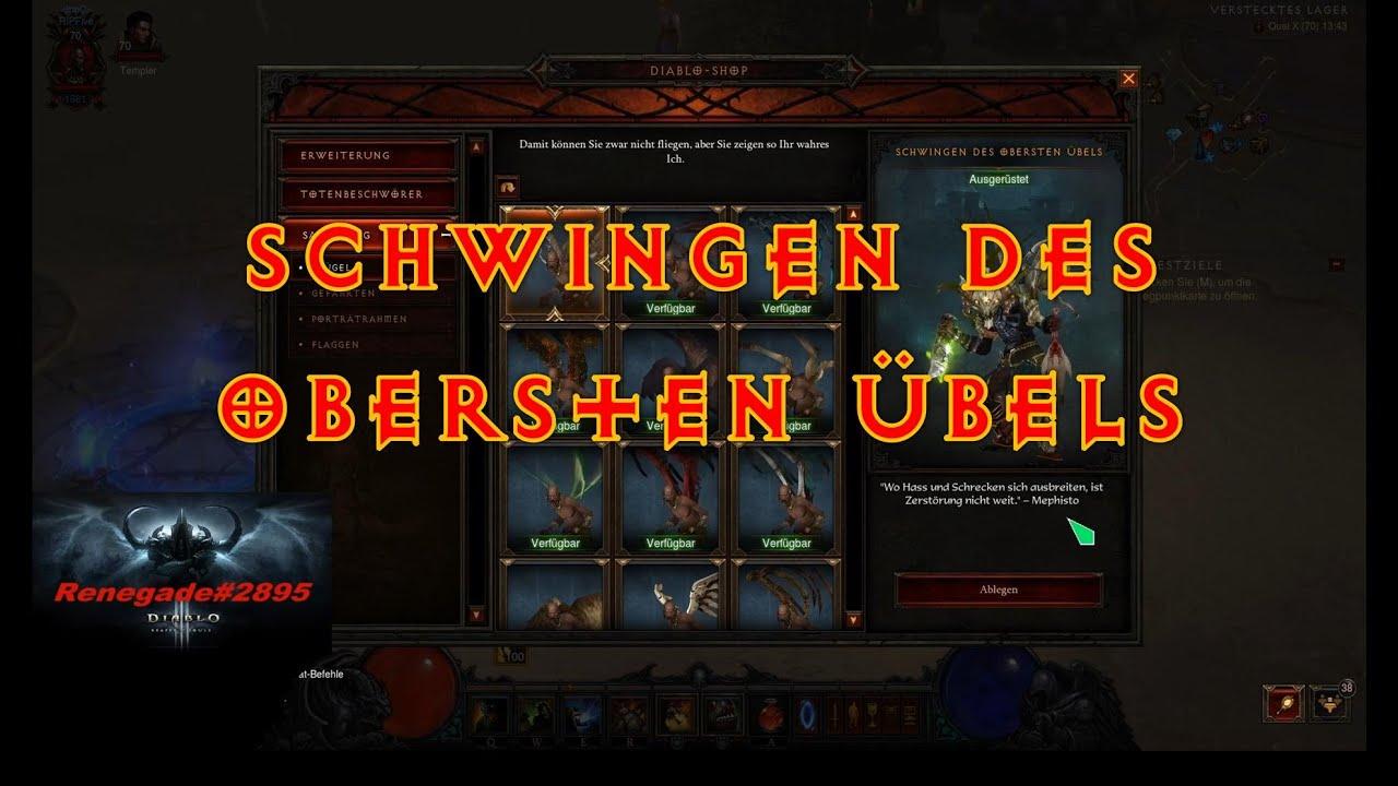 Diablo III - Schwingen des obersten Übels - Geburtstag Diablo II