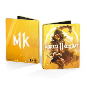 Mortal Kombat 11 [Special Edition, Steelbook] für PS4