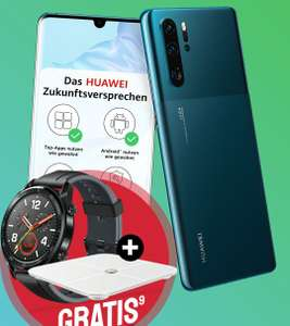 [Telekom young] Huawei P30 pro + Waage + GT Uhr im MagentaMobil Special M Junge Leute Vetrag (5GB LTE 50mbits)