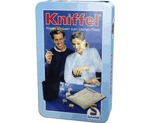 Verschiedene Spiele, wie Kniffel, Mensch ärgere dich nicht, verschiedene Puzzle für 3,88 Euro [Norma]