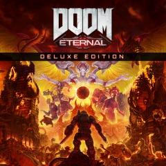 DOOM Eternal Deluxe Edition + DLC (PC) für 33,59€ (CDkeys)