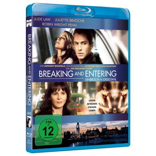 (UK) Einbruch und Diebstahl - Breaking and Entering [Blu-Ray] für 5,70€ @ play (zoverstocks)