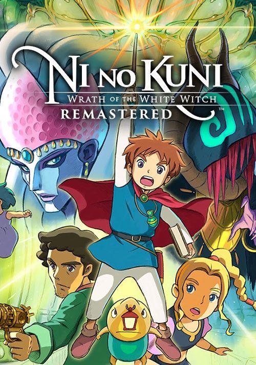 Ni No Kuni - Fluch der Weißen Königin (Steam)