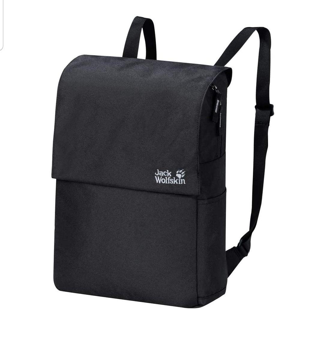 """Jack Wolfskin   Lynn Pack   Daypack in Handtaschen-Look   Notebookrucksack bis 14""""   12L   380gr.  """