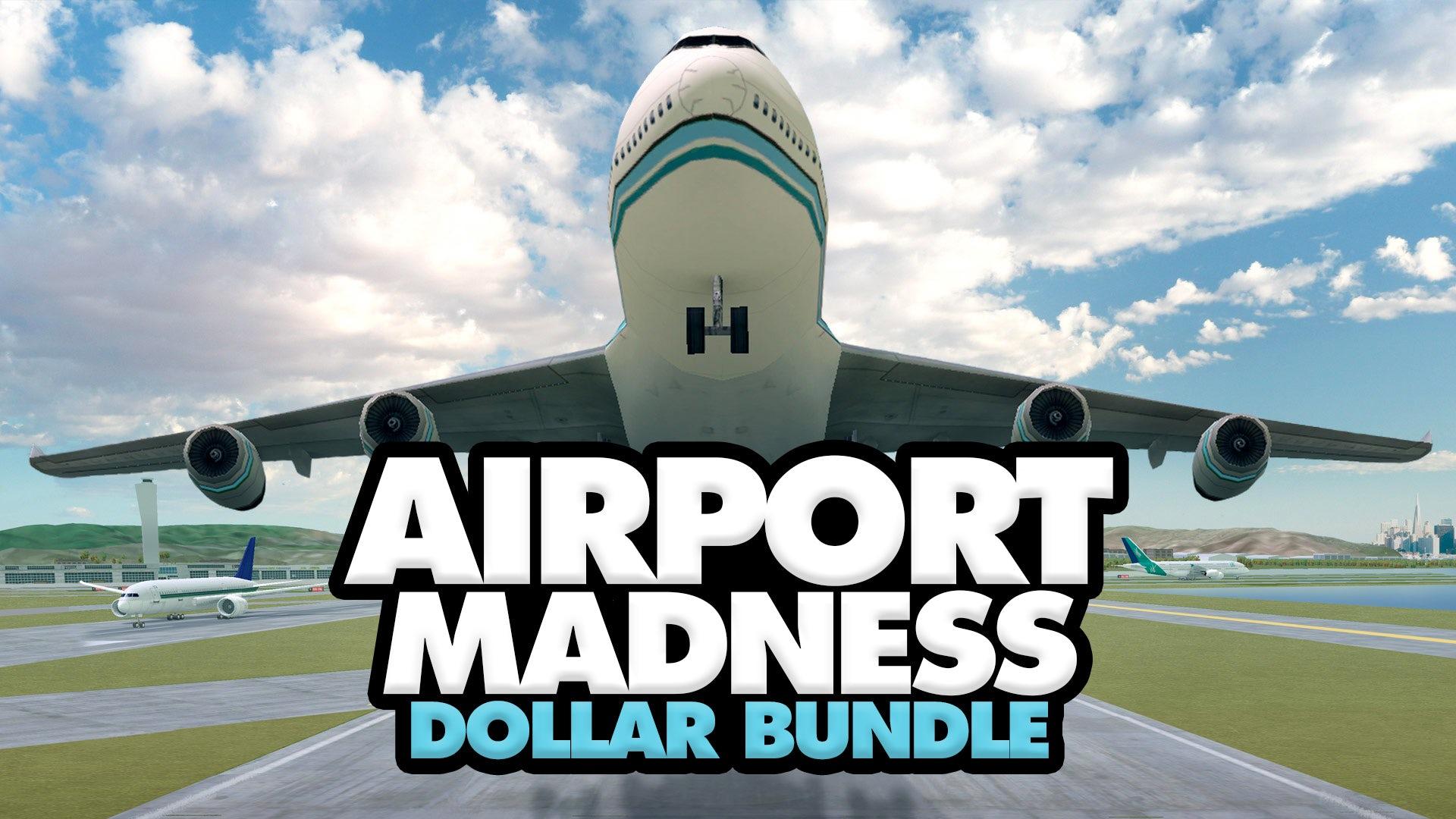 Airport Madness Dollar Bundle (Steam-Keys, Fanatical)