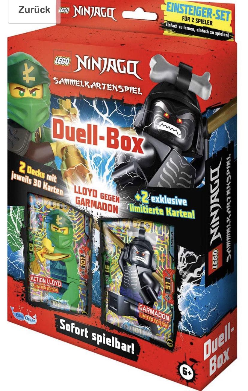 Lego Ninjago Sammelkartenspiel Amazon Prime