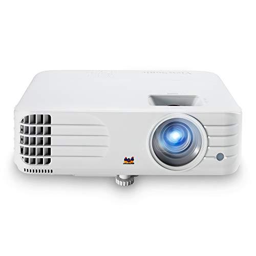 Viewsonic PX701HD 3D Heimkino DLP Beamer (Full-HD, 3.500 ANSI Lumen, 2x HDMI, 10 Watt Lautsprecher, 1.1x optischer Zoom) für 389€