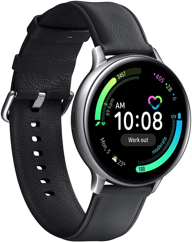 Samsung Galaxy Watch Active 2 Smartwatch 44 mm LTE für 252,49€ (Amazon Spanien)