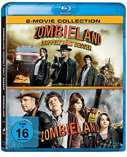 Zombieland & Zombieland: Doppelt hält besser (Doppelset Blu-ray) für 11,40€ (Amazon Prime)