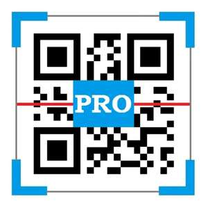 QR- & Barcode-Scanner/-Generator Pro (4,7* >100.000 Downloads) [Android-Freebie]