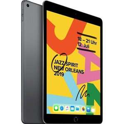 [Ebay+] Apple iPad 10.2 (128GB, MW772LL/A 7.Generation 2019, WiFi, space-grau / silber oder gold UK-Ware)