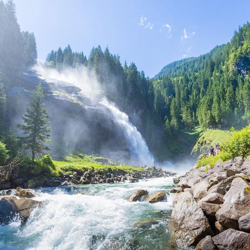 Krimmler Wasserfälle: 4*Hotel Krimml - 2 Übernachtungen inkl. Frühstück & 3-Gang-Menü für 2 Personen