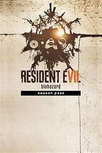 PSN PS4 PlayStation Resident Evil 7 biohazard season pass