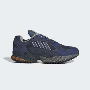 Neue adidas Extras, z.B. YUNG-1 Sneakers in der Farbe Legend Ink/ Tech Indigo/Grey Two
