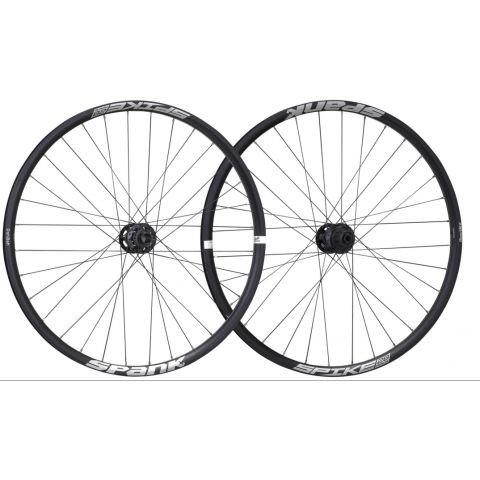 "SPANKMTB/ENDURO/Downhill Laufradsatz SPIKE RACE 28 27,5"" DISC (20X110MM / 12X150MM)"